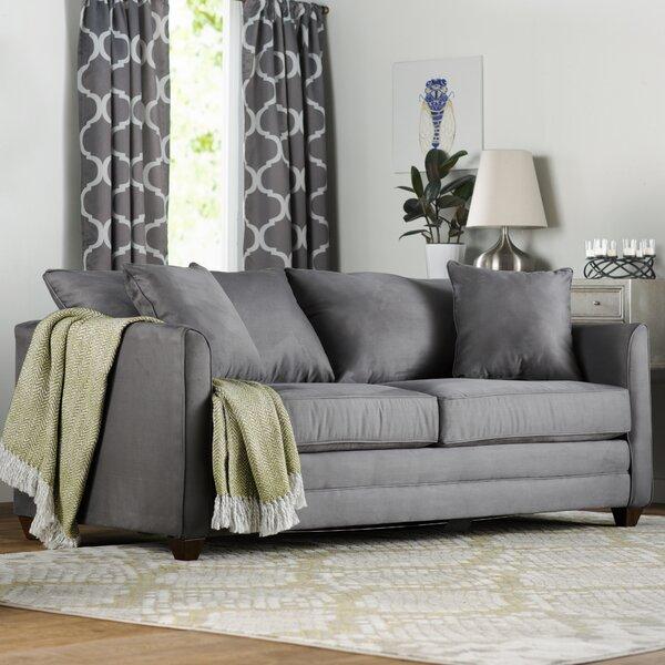 Eliott Innerspring Queen Sleeper Sofa by World Menagerie