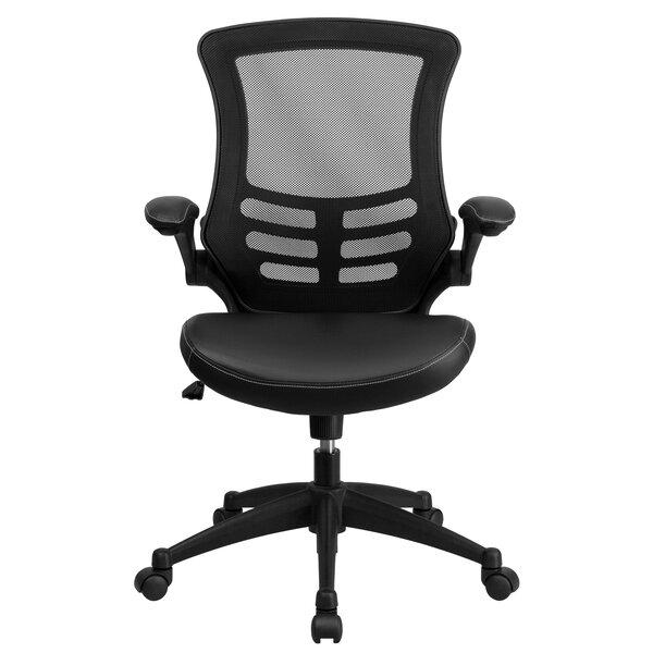 Woolverton Mesh Desk Chair by Symple Stuff