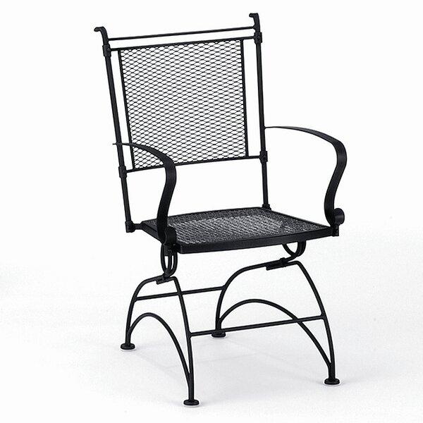 Bradford Patio Dining Chair by Woodard