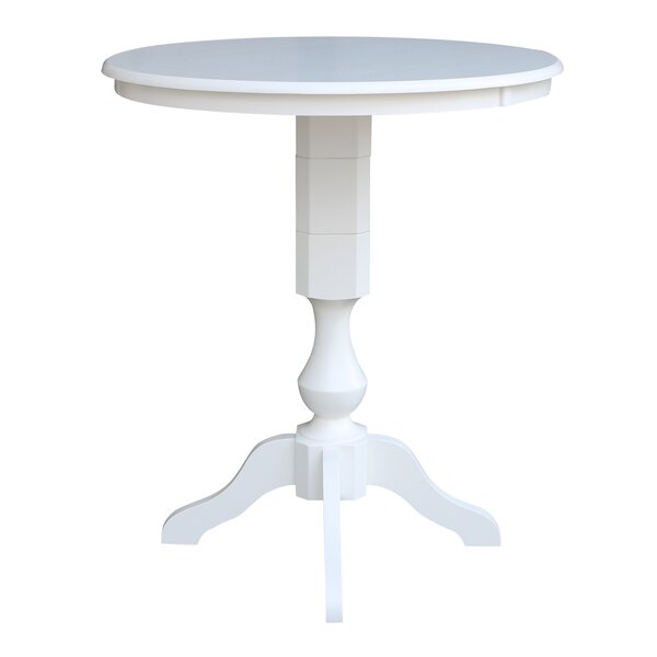Jane Street Pub Table by Charlton Home