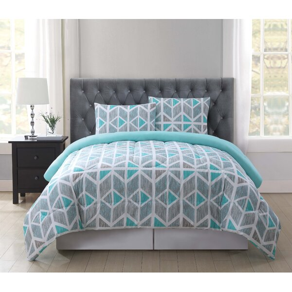 Kiam Comforter Set by Zipcode Design