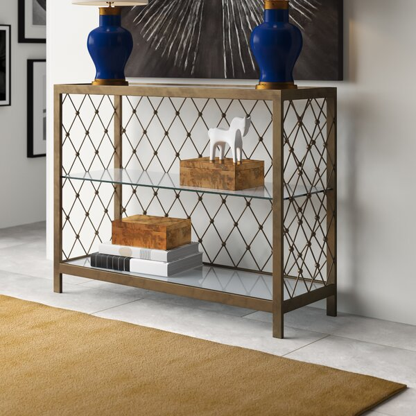 Review Metal Designs Console Table