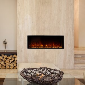 Wall Mounted Electric Fireplace Insert