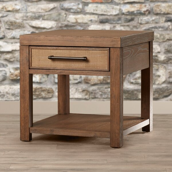 Marshall Square End Table by Birch Lane™ Heritage