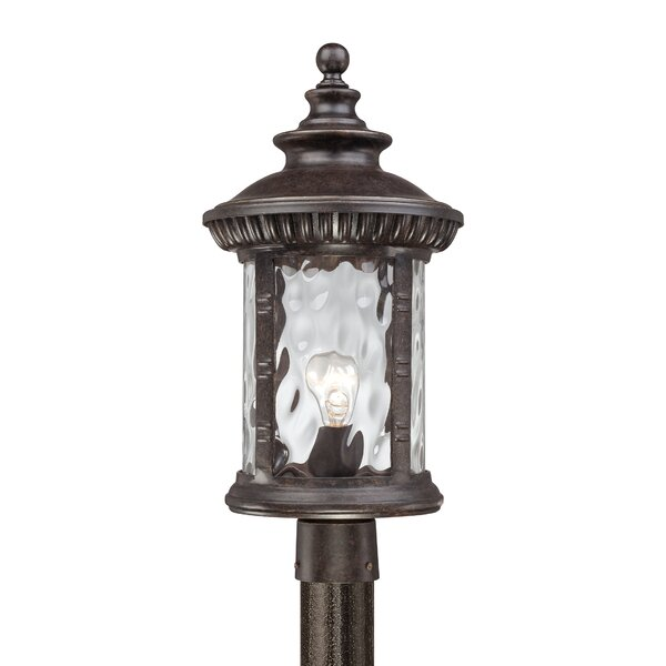 Baxter Outdoor 1-Light Lantern Head by Astoria Grand