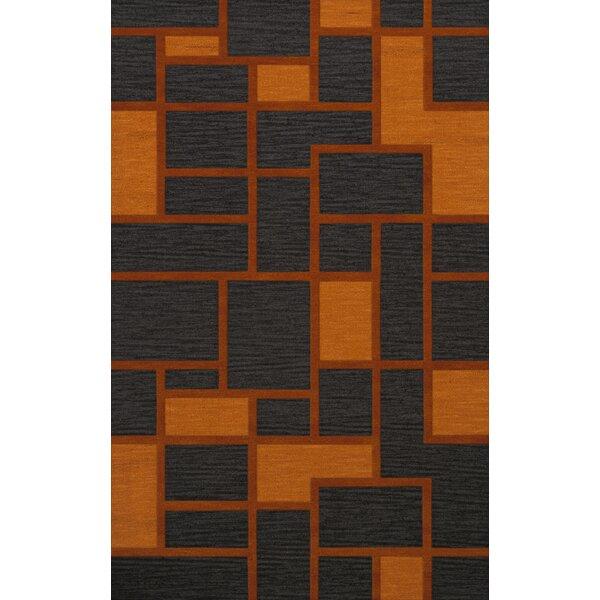 Halina Wool Fog Area Rug by Orren Ellis
