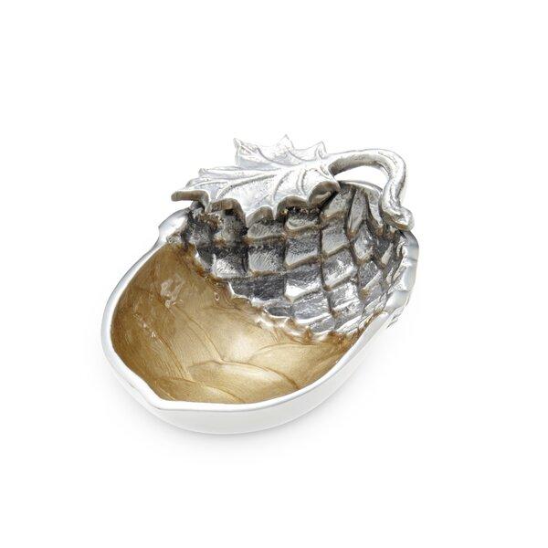 Acorn 5.25 Petite Decorative Bowl by Julia Knight Inc