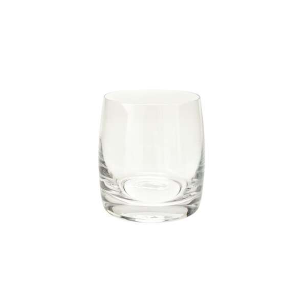 Crysta 2 oz. Crystal Shot Glass (Set of 6) by IMPULSE!