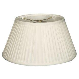 Trend Scallop 12.5 Silk Empire Lamp Shade By Alcott Hill