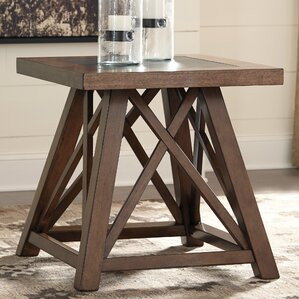 Ceres End Table by Loon Peak