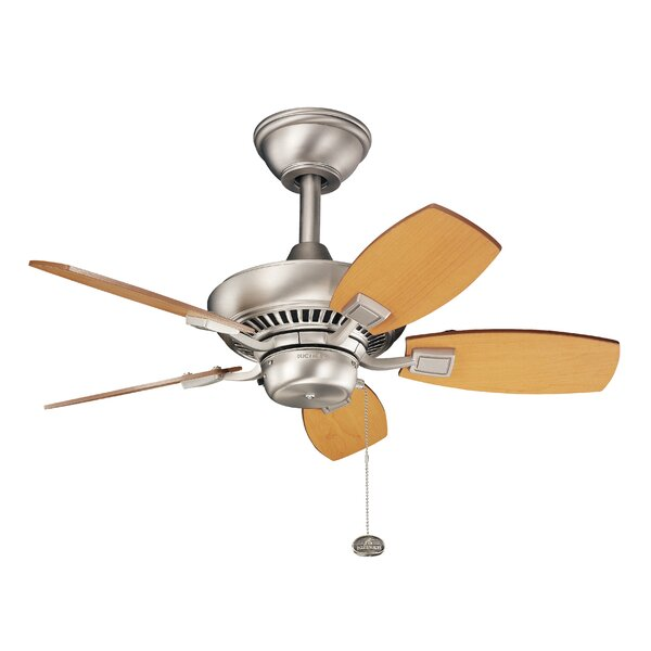 30 Princeton 5 Blade Ceiling Fan by Andover Mills