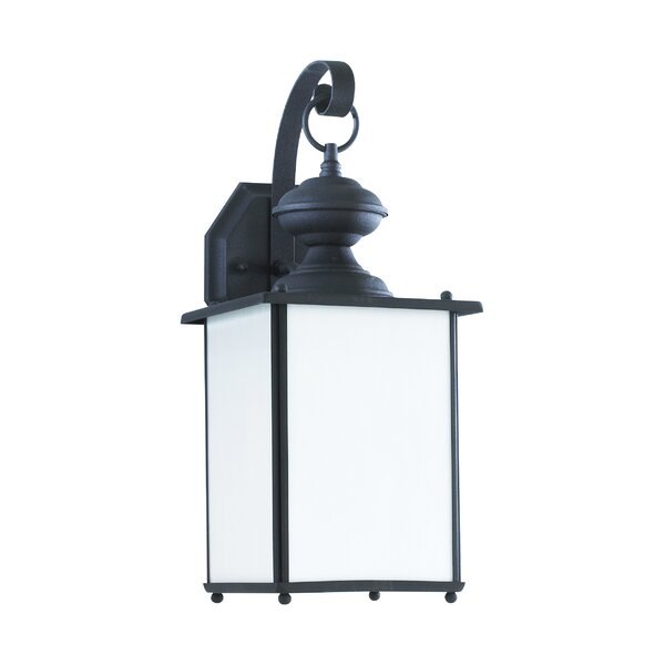 Nimmo 1-Light Outdoor Wall Lantern by Bloomsbury Market