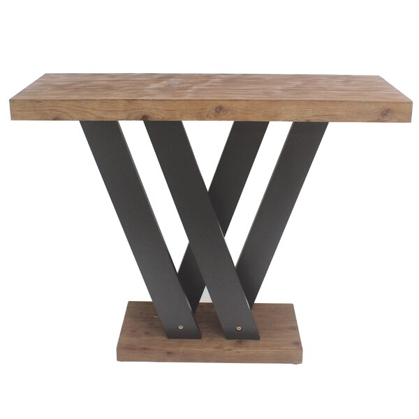 Minimalist Console Table by Teton Home