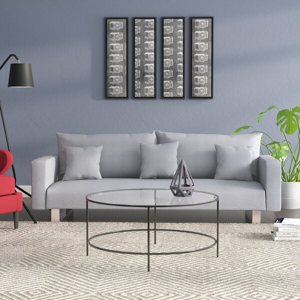 Tensho-Kan Sleeper Sofa by Orren Ellis