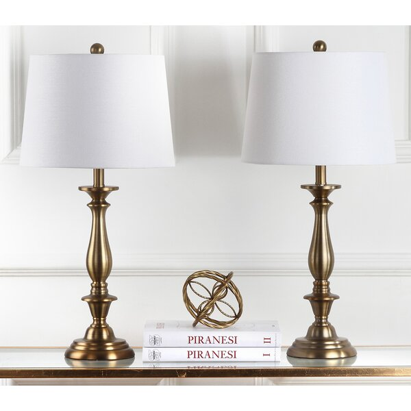 Brighton Candlestick 29 Table Lamp (Set of 2) by Safavieh
