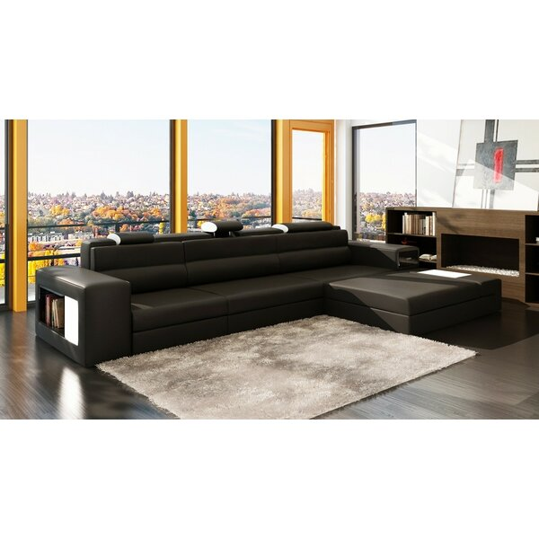 Bercut Esmarelda Sectional By Orren Ellis