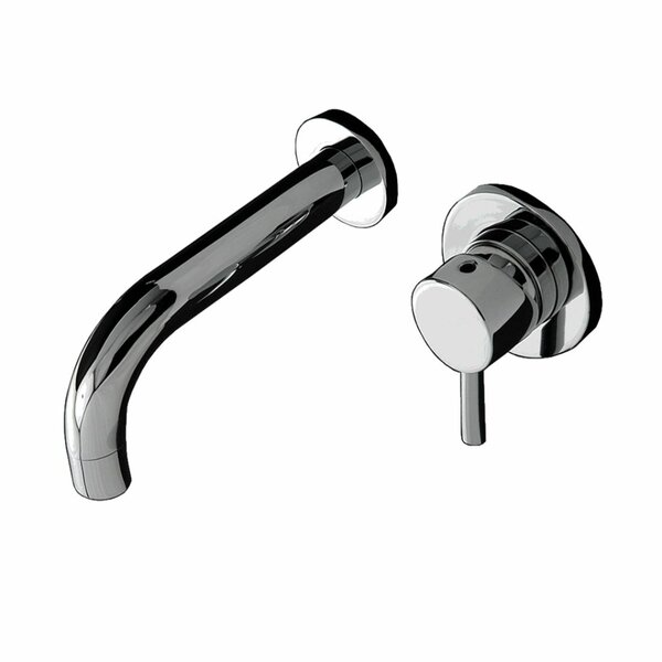 Cigno Wall Mounted Bathroom Faucet By LACAVA