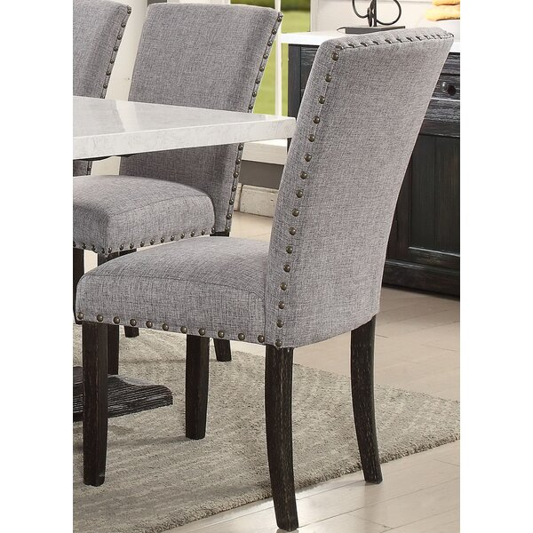 Twyman Upholstered Dining Chair by Gracie Oaks