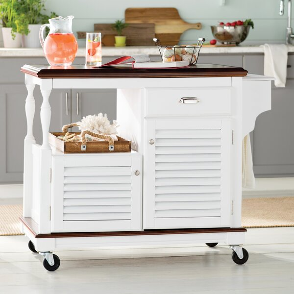 Dale Kitchen Cart by Wildon Home®