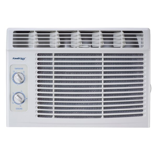Kool King 5,000 BTU Window Air Conditioner by Midea