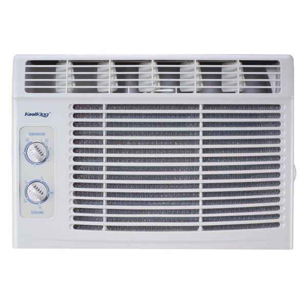 Kool King 5,000 BTU Window Air Conditioner by Midea