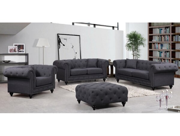 Bottom Configurable Living Room Set by Darby Home Co