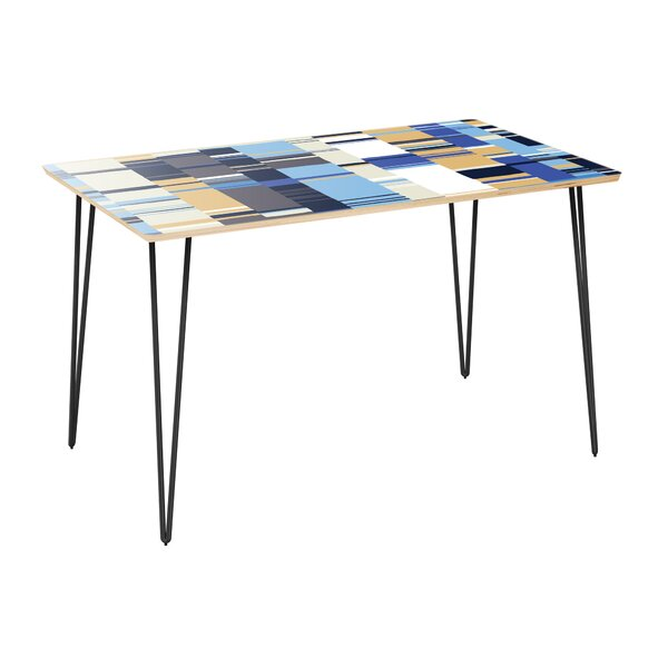 Clinchport Dining Table by Wrought Studio