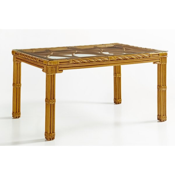 Galindo Dining Table by Bay Isle Home