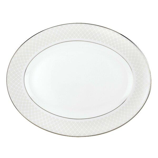 Venetian Lace Oval Platter by Lenox