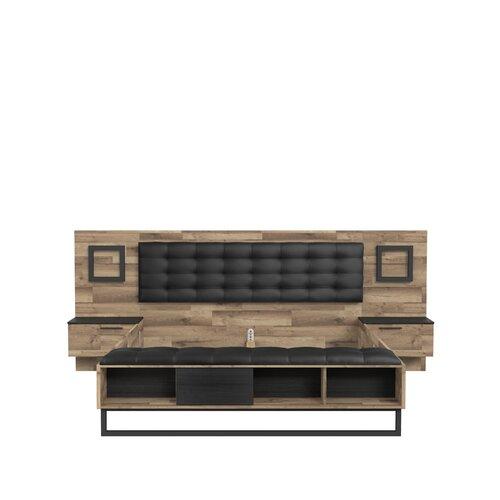 Lynda 3 Piece Bedroom Set Brayden Studio