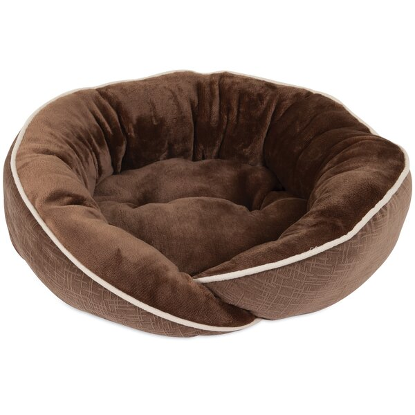 Mattie Wrap Bolster Dog Bed by Tucker Murphy Pet