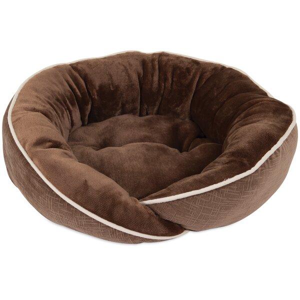 Mattie Wrap Bolster Dog Bed by Tucker Murphy Pet