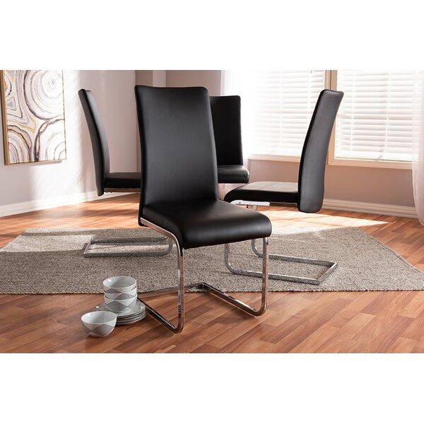 Daventry Upholstered Dining Chair (Set of 4) by Orren Ellis