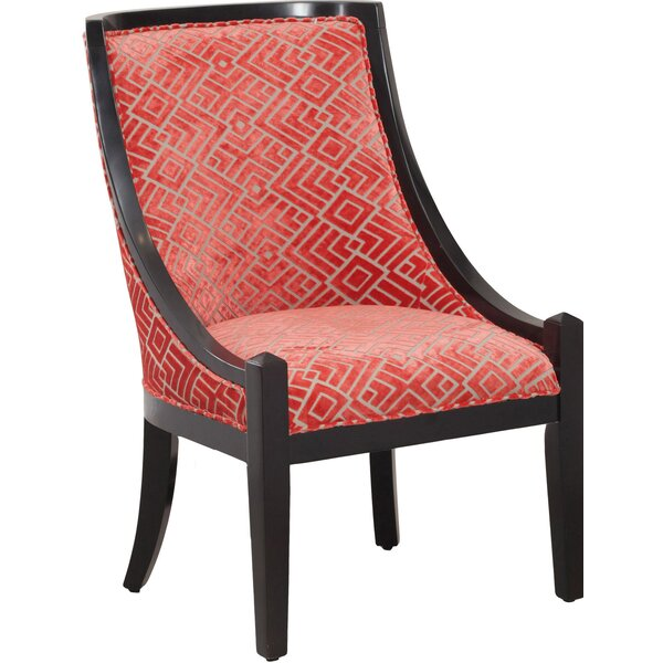 Leonidas Upholstered Dining Chair by World Menagerie