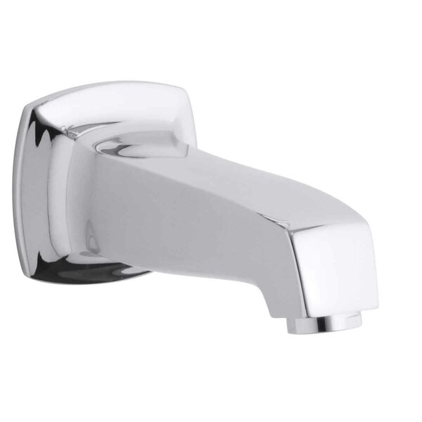Margaux Wall-Mount, Non-Diverter Bath Spout by Kohler