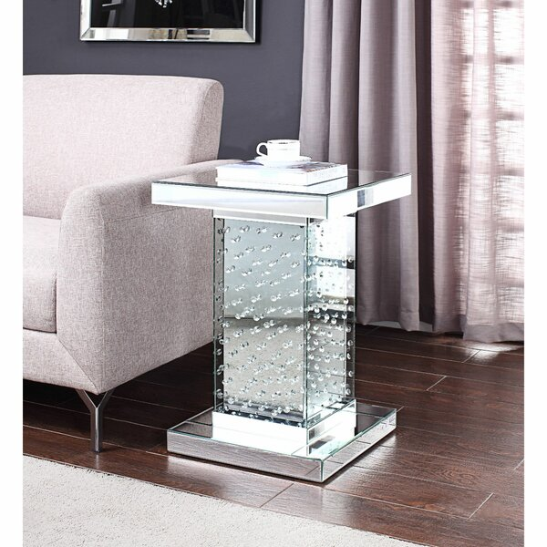 Abarca End Table By Everly Quinn