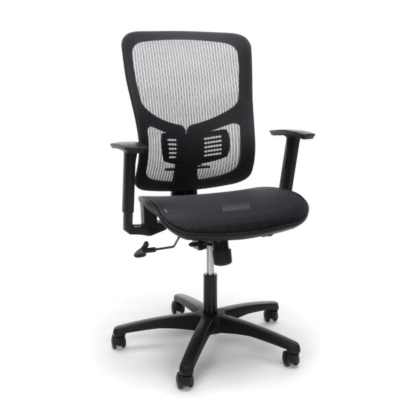 Seat Ergonomic Mesh Office Chair by Symple Stuff
