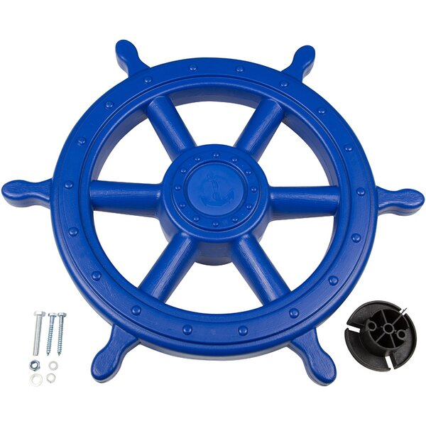 Ships Wheel by Swing Set Stuff