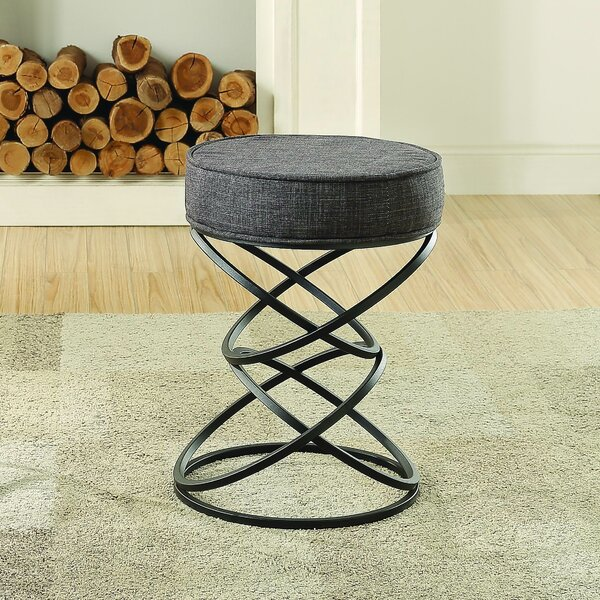 Sibley Accent Stool by Wrought Studio