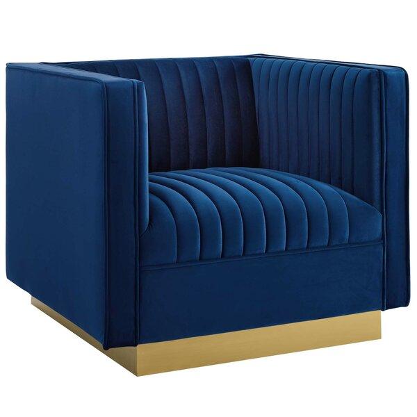 Curtsinger Armchair by Mercer41