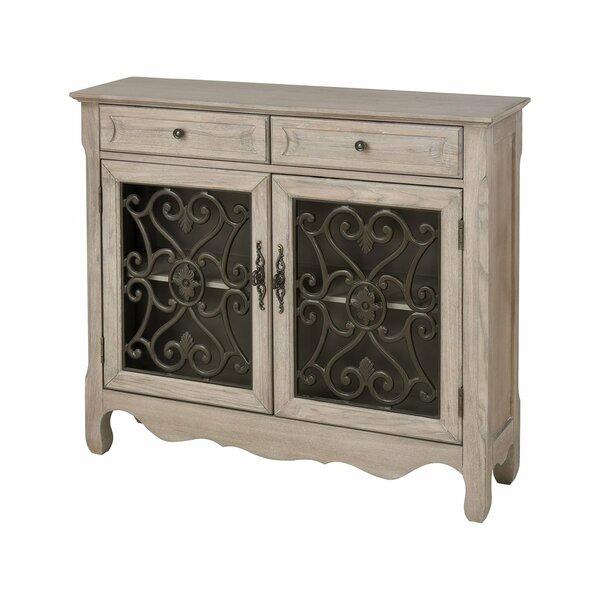 Beloit 2-door 2-drawer Cabinet by Ophelia & Co. Ophelia & Co.