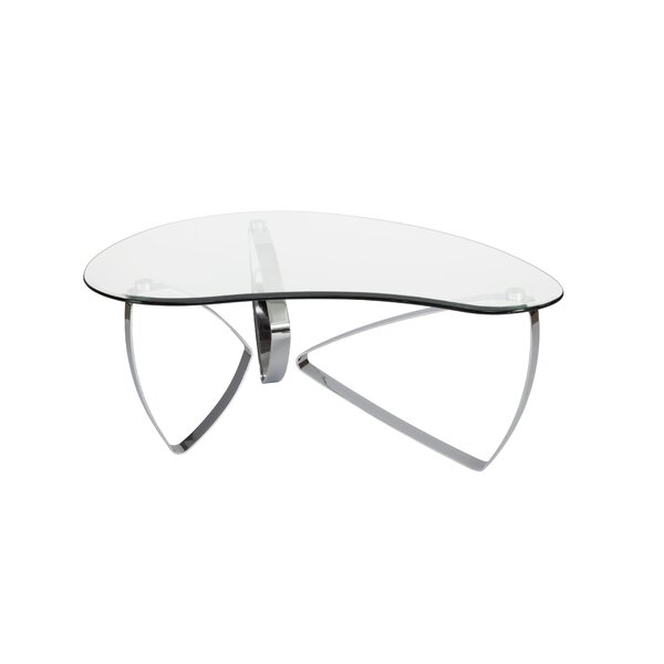 Cloer Coffee Table by Orren Ellis