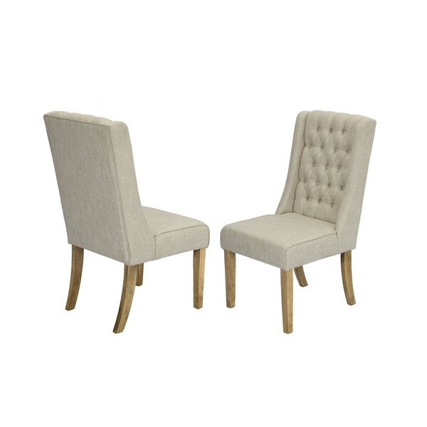 Donnery Upholstered Dining Chair by Gracie Oaks Gracie Oaks