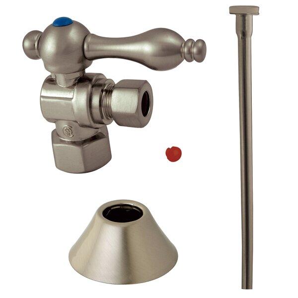 Trimscape Traditional Plumbing Toilet Trim Kit by Kingston Brass