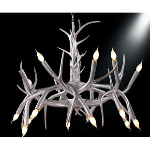 Popel 20-Light Novelty Chandelier By Loon Peak