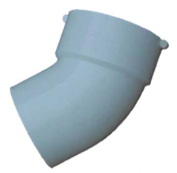 4 Styrene 45 Street Elbows by GenovaProducts