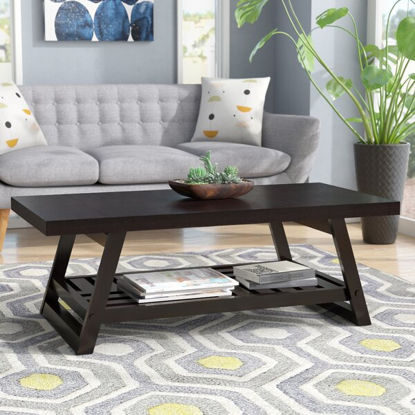 Wheeler Coffee Table By Wrought Studio