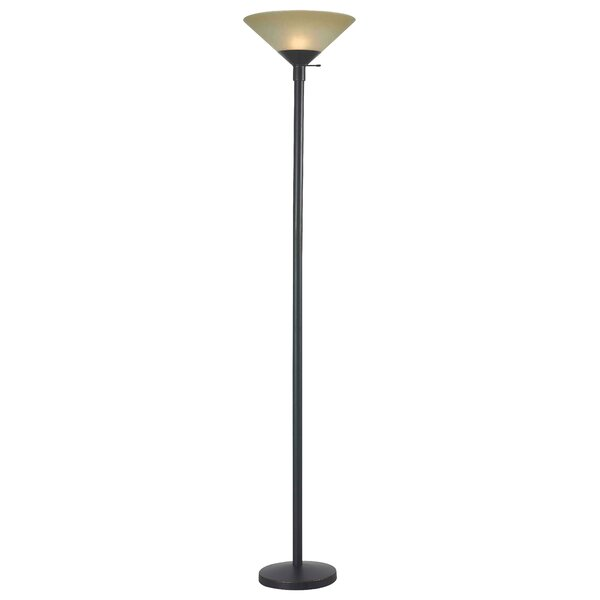 Sophia 70 Torchiere Floor Lamp by Wildon Home ®
