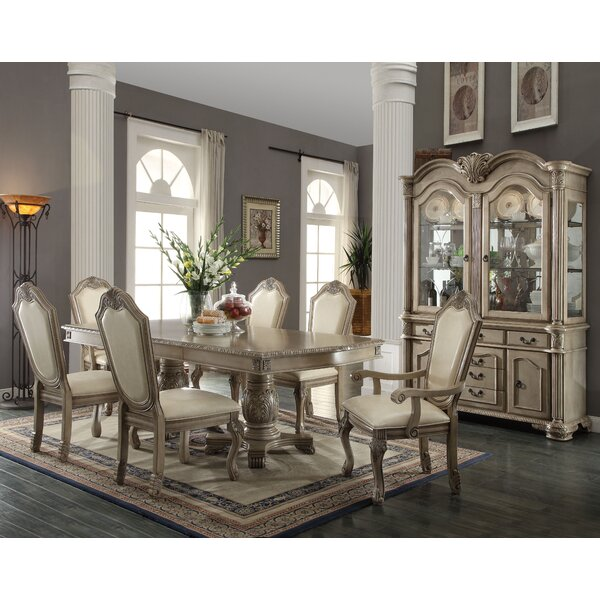 Eilers Extendable Dining Table by Astoria Grand Astoria Grand