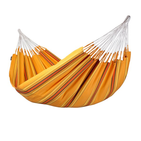Currambera Double Cotton Tree Hammock by LA SIESTA